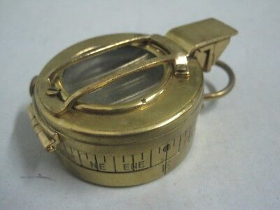 Antique compass stanley london M/943A1 nº 196 made in England