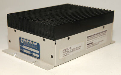 PARKER COMPUMOTOR M57-83 STEPPER STEPPING MOTOR DRIVER w/ POWER SUPPLY