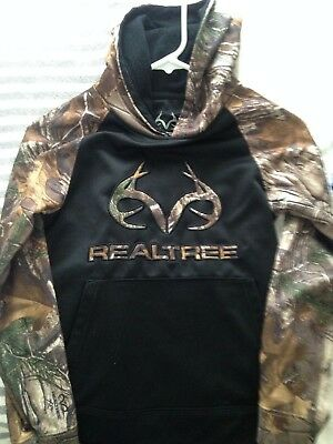 Realtree Camo Boys Hoodie Youth Small