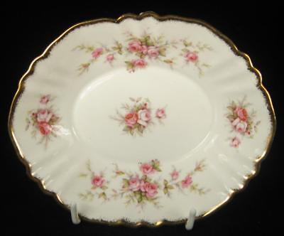 Paragon Pink 'Victoriana Rose' Fine Bone China Small Dish