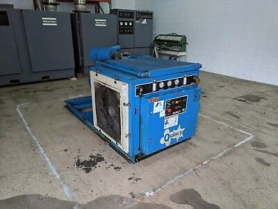 Quincy CMA50 - 50 HP Screw Air Compressor - Low Hours - Tested and Working Well