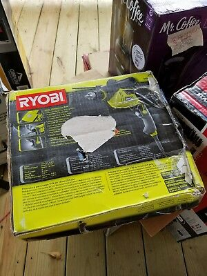 Ryobi Hammer Drill 5/8 Inch 6.2 Amp Reversible Variable Speed Heavy Duty Gears