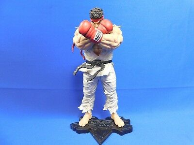 """Street Fighter V Collectors Edition 10"""" Ryu Statue - Free Shipping"""