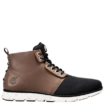 New Timberland Men's Killington Chukka Sneaker Boots - Brown Full-Grain/Mesh