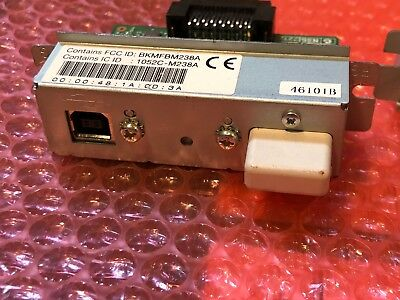 Epson UB-R04 Wireless 802.11A/B/G/N WPA Interface Card M286A
