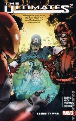 Ultimates 2 TPB (Marvel) By Al Ewing 2-1ST 2017 NM Stock Image