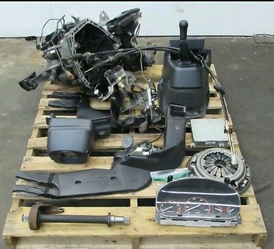 97-01 CRV RT4WD AWD 5Speed MT Manual Transmission Trans Swap Conversion B20  126K