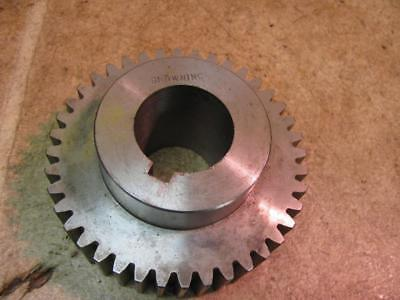 """Browning NSS840 40 Tooth Spur Gear with 1-3/4"""" Keyed Bore"""