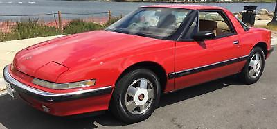 Reatta -- 1989 Buick Reatta  42,823 Miles   V6 Cylinder Engine 3.8L/231 Automatic