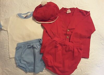 Vintage BUSTER BROWN  Baby Clothes 2 Outfits