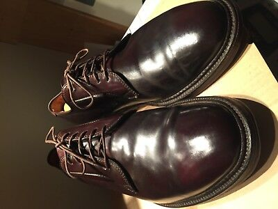 alden shell cordovan shoes