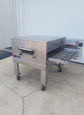 "Middleby Marshallps540E!!! Single Stack Electric Conveyor Ovens 32"" Belt Width"