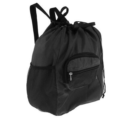 Basketball Carry Bag Backpack Volleyball Football Soccer Bag Drawstring