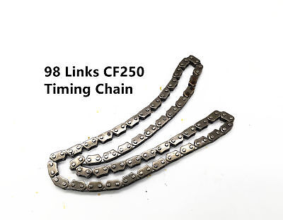 TIMING CHAIN for CF250 ENGINE GY6 250CC WATER COOLED MOTOR KANDI KINROAD BUGGY