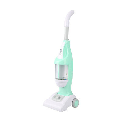 Kids Plastic Light Up Vacuum Cleaner Play Toys Cleaning Roleplay Floor Sounds