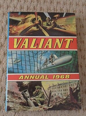 VALIANT 1968 Annual - Vintage Comic Book - 50th Birthday Gift for Men Born 2018