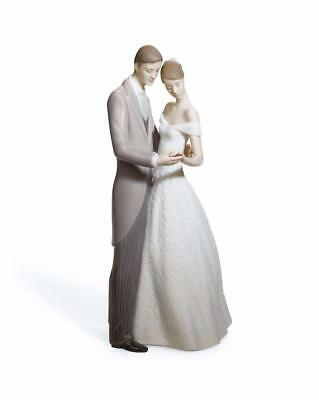 Lladró Together Forever Porcelain Figurine - New in Box