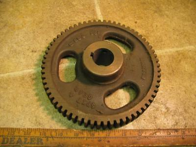 """Martin C864 14-1/2 Degree Spur Gear 64 Tooth 1-3/8"""" Keyed Bore"""