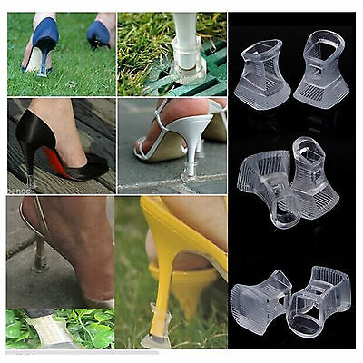 3 Pairs Wedding Mates Glitz heels High Heel Stiletto Heel Stoppers & Protectors