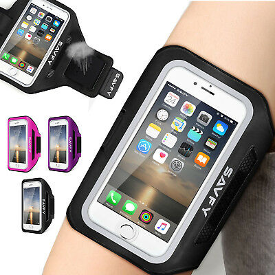 iPhone 7/7 Plus Sport Running Armband Case Jogging Gym Arm Band Pouch Holder AU