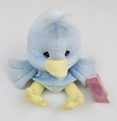 Precious Moments Tender Tails Blue Duck Enesco 1997 Limited Edition Collectable