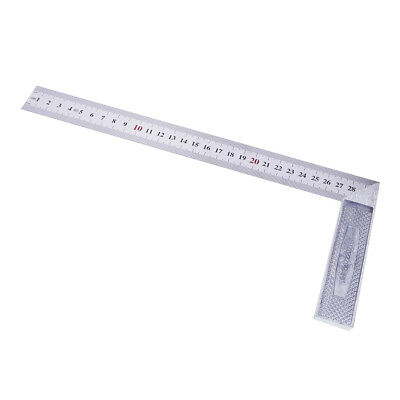 Stainless Square Ruler for Engineer /Carpenter/Dressmaking Measurement Tools