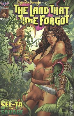 Land That Time Forgot See-Ta the Savage (American Mythology) #2A 2018 NM