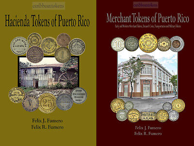 Hacienda Tokens of Puerto Rico and Merchant Tokens of Puerto Rico SPECIAL OFFER