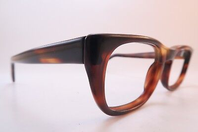 Vintage 50s Universal eyeglasses frames w/7BRL size 48-22 made in the USA ****
