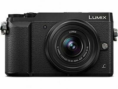 Panasonic Lumix DMC-GX85 Mirrorless Micro 4/3 Digital Camera with 12-32mm Lens
