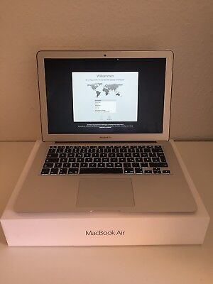 "Apple MacBook Air 13"" MQD32D/A i5 8GB RAM 128GB SSD Notebook *WIE NEU*"