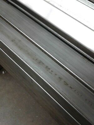 """ZINK PLATED  Steel Square Tube - 1.25"""" x 1.25"""" x 16G  24 FEET LONG"""