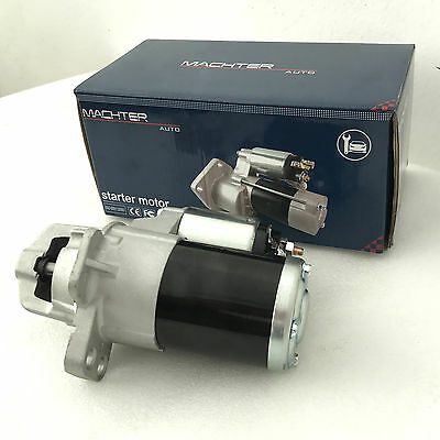 Machter Starter Motor Suit Holden Commodore 3.6L V6 VZ VE LY7 BRAND NEW