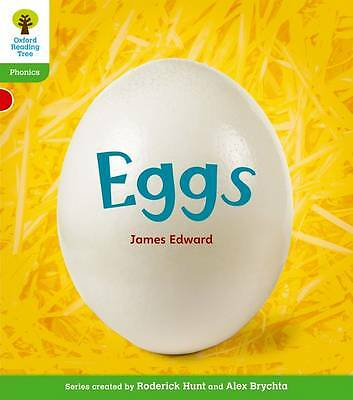 Oxford Reading Tree: Level 2: Floppy's Phonics Non-Fiction: Eggs by Thelma Page…