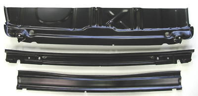 1955 1956 1957 Chevy Rear Trunk Floor and Tail Pan Repair Kit 3 Piece FREE SHIP