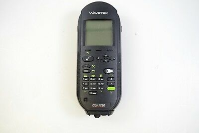Wavetek JDSU CLI-1750 Cable Signal / Leakage CATV Meter W/ BATTERY   {116-D}