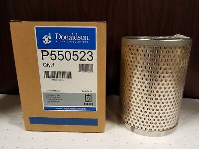 Genuine Donaldson Hydraulic Cartridge Filter_P550523_Replaces CAT 1R-0735