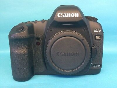 Used Canon EOS 5D Mark II 21.1MP Camera - Body Only # 2764B003