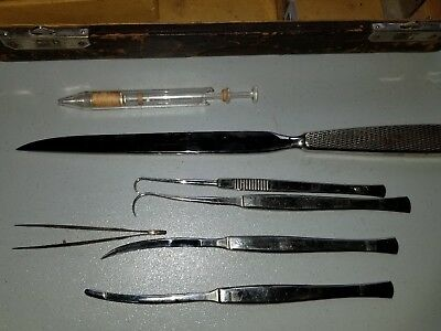 Mid 1800S Rare Chidsey & Partridge Antique Surgical Amputation Kit