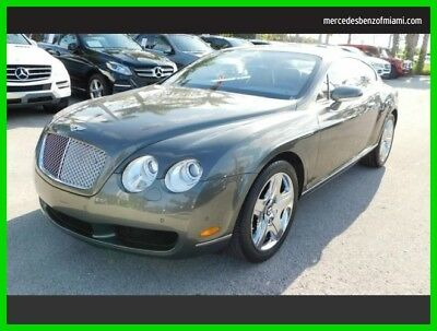 Bentley Continental GT GT 2005 GT Used Turbo 6L W12 60V Automatic All Wheel Drive Premium
