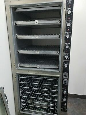 Piper Oven OP-4-JJ and Proofer for Baking Bread