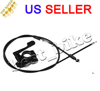 Throttle Thumb Assembly ATV Quad Pit Bike 50 70CC 90CC 110CC U TT07