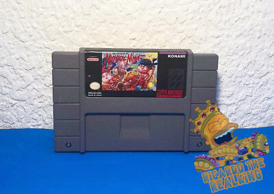 The Legend of the Mystical Ninja  - SNES - Reproduction - Region Free