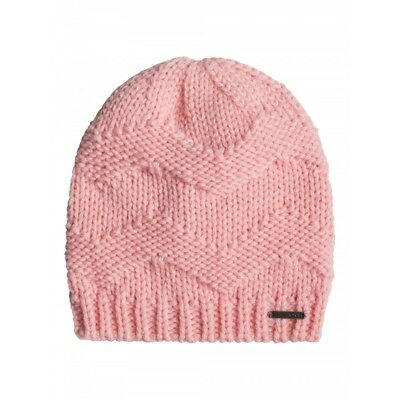 Roxy Keep Groovy Beanie Teenie Girls in Candlelight Peach