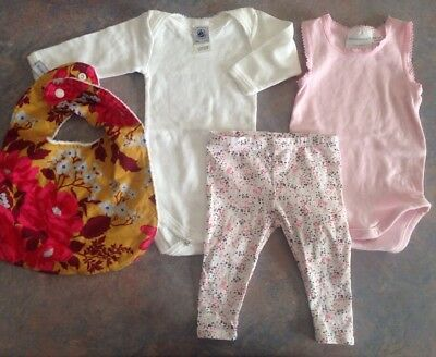 Baby Girls Marquise Petit Bateau 0-3 Months 000