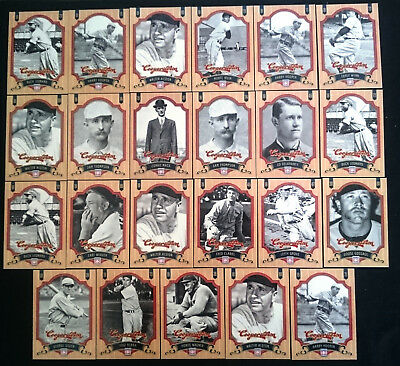 23 x Panini 2012 Baseball Trading Cards Cooperstown Bulk Lot Assorted