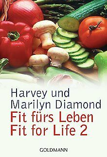 Fit fürs Leben / Fit for Life 2 von Diamond, Harvey | Buch