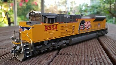 Athearn Genesis HO scale SD70ACE diesel locomotive UP 8334