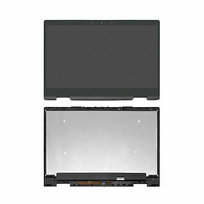 "For HP Envy X360 M6-W014DX 15.6/""FHD LED LCD TouchScreen Digitizer Assembly+Bezel"