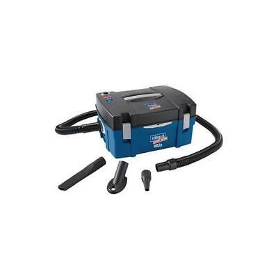 HD 2P Scheppach Dust Extractor For Power Tool + Inflator